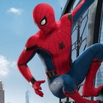 New SPIDER-MAN: HOMECOMING Photo Has Peter Parker Leaping Out Of School
