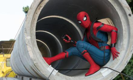 Get A Look At SPIDER-MAN: HOMECOMING'S Suit Upgrades