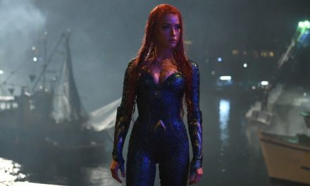Glimpse at Mera in AQUAMAN Footage