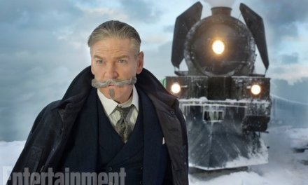 First Photos of MURDER ON THE ORIENT EXPRESS Show Star-Studded Affair
