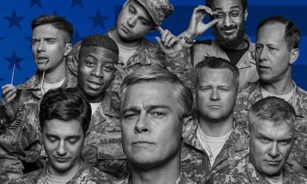 Netflix Releases A New Trailer for Brad Pitt's WAR MACHINE