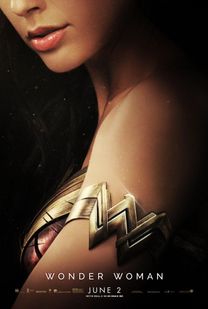 Wonder Woman New Poster