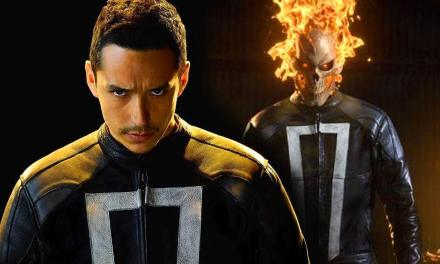 Gabriel Luna's Ghost Rider Returning For The Season Finale Of MARVEL'S AGENTS OF S.H.I.E.L.D.