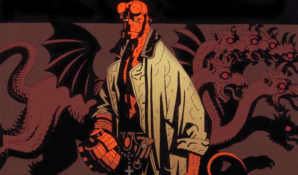 HELLBOY Remake In The Works With David Harbour As The Lead