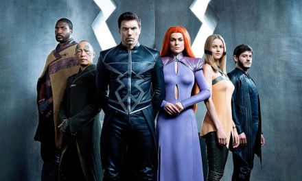 The First Teaser For MARVEL'S INHUMANS  Is Here!!