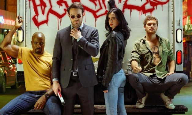 New Marvel's THE DEFENDERS Trailer with THE PUNISHER