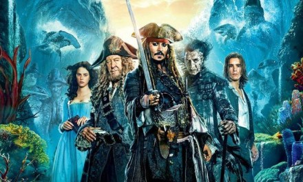 Box Office: PIRATES OF THE CARIBBEAN 5 Sails Into To The Top Spot