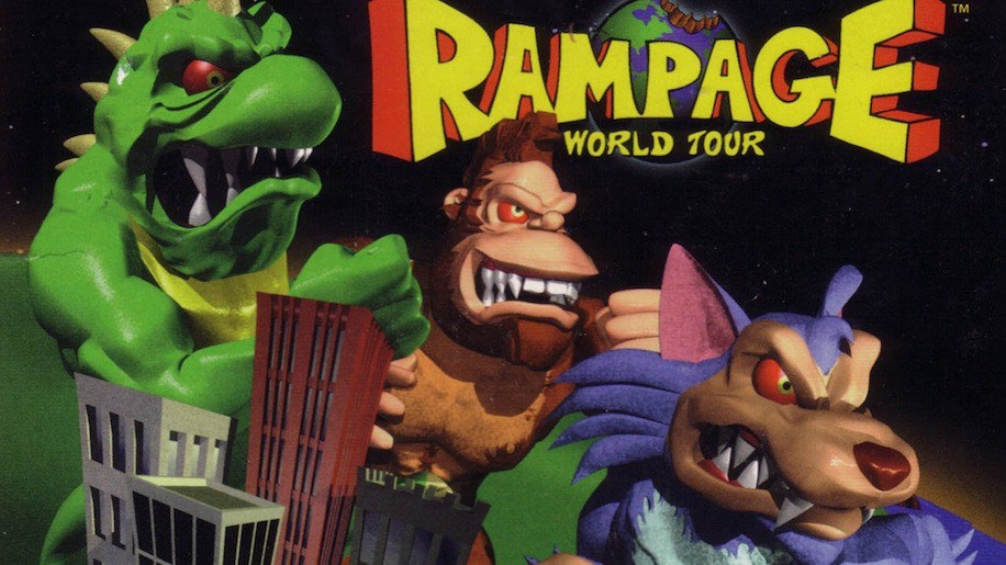 The Official RAMPAGE Synopsis And Full Cast Revealed; Plus BTS Photo!