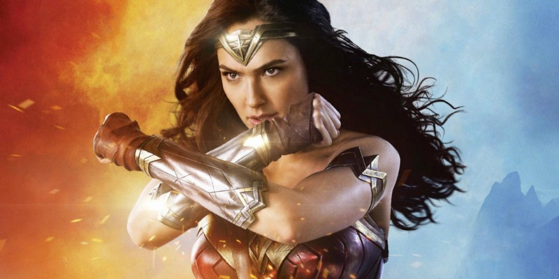 New WONDER WOMAN TV Spots, Poster and Banner