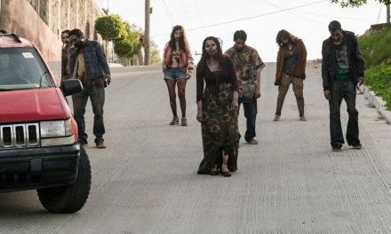 "FEAR THE WALKING DEAD Recap with Spoilers: S3E4 ""100"""