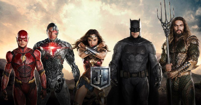 JUSTICE LEAGUE Reshoots Have Commenced in London