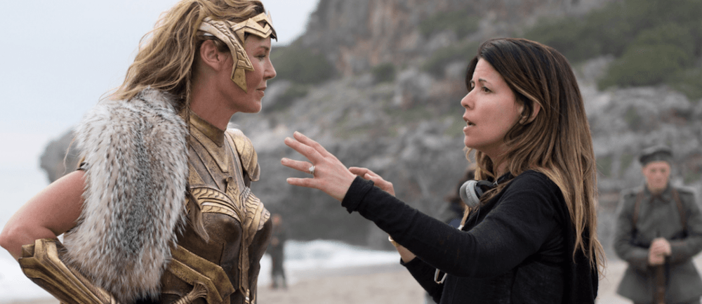 Patty Jenkins Not Yet Signed On For WONDER WOMAN Sequel