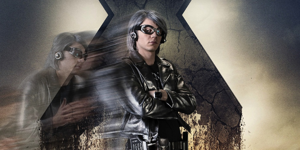 Quicksilver Returns For X-MEN: DARK PHOENIX