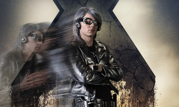 Quicksilver Returns For X-MEN: DARK PHOENIX