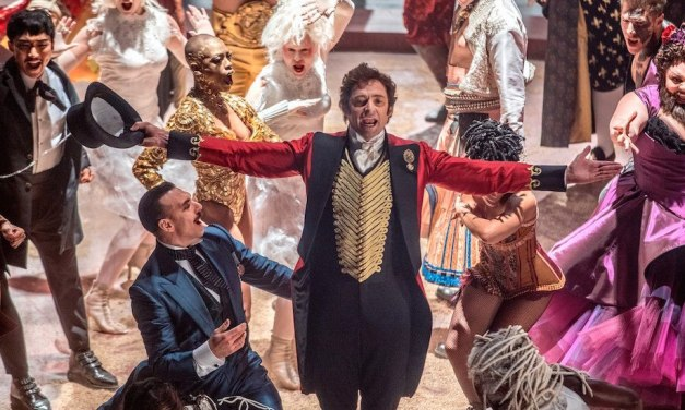 Check Out The New Trailer For THE GREATEST SHOWMAN