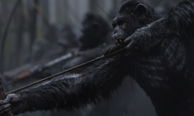 New WAR FOR THE PLANET OF THE APES Weta Featurette