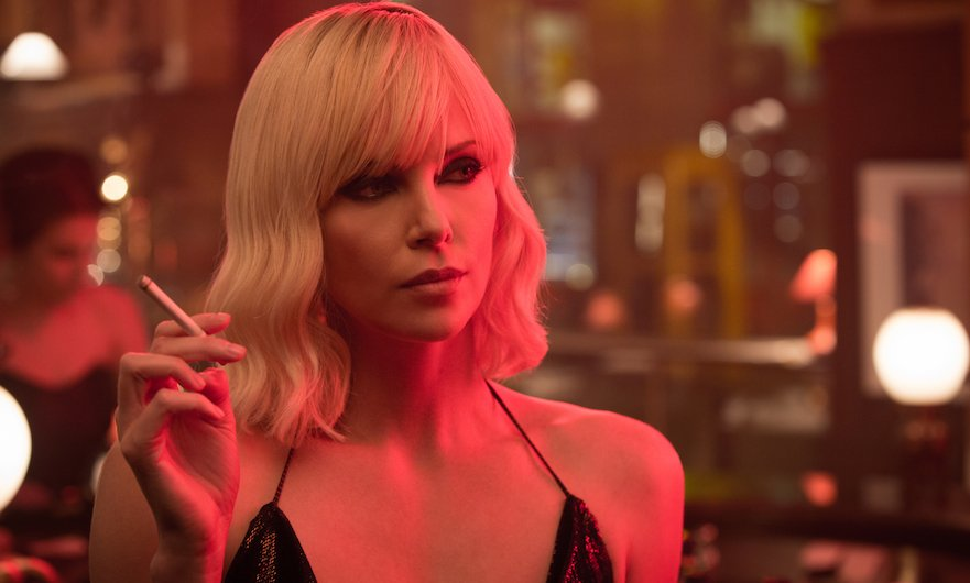 FILM REVIEW: Charlize Theron A Knock-out In Otherwise Clunky ATOMIC BLONDE