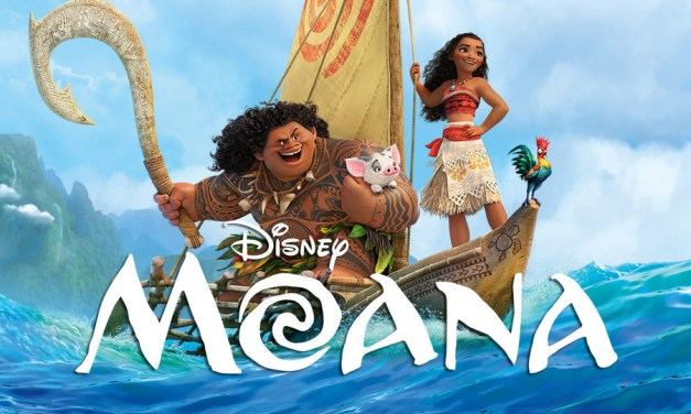 AFI Film Review: MOANA