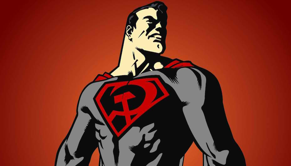 Warner Bros. Shopping SUPERMAN Live Action Film Based on RED SON Comic Books