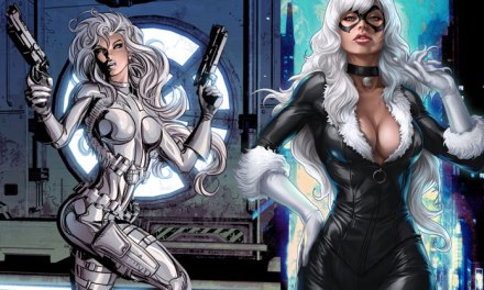 SILVER & BLACK Director Discusses WONDER WOMAN, Talks Upcoming Film