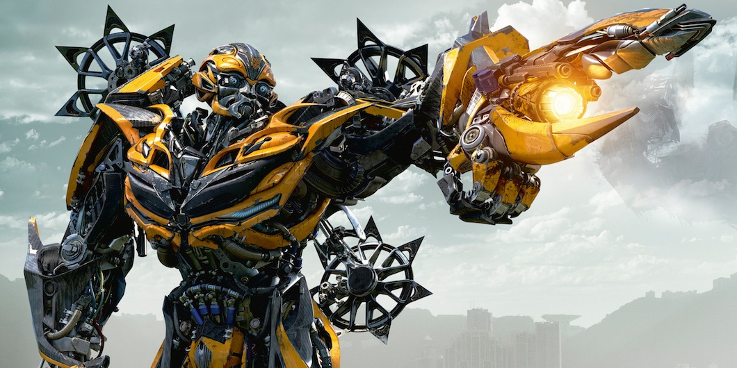 John Cena Lands A Lead Role In TRANSFORMERS Spinoff BUMBLEBEE
