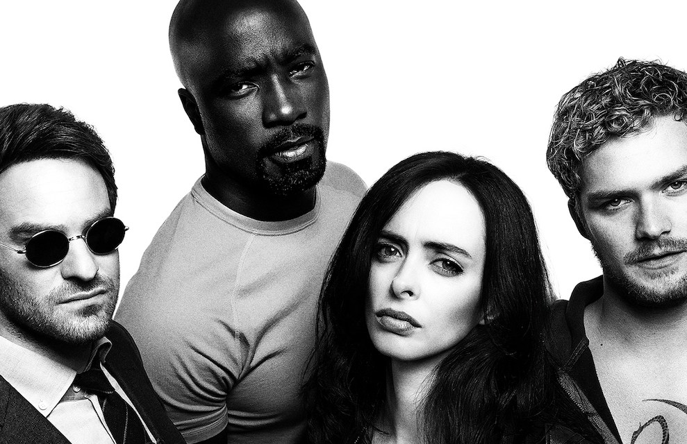 SDCC 2017: Watch The Brand New DEFENDERS Trailer!