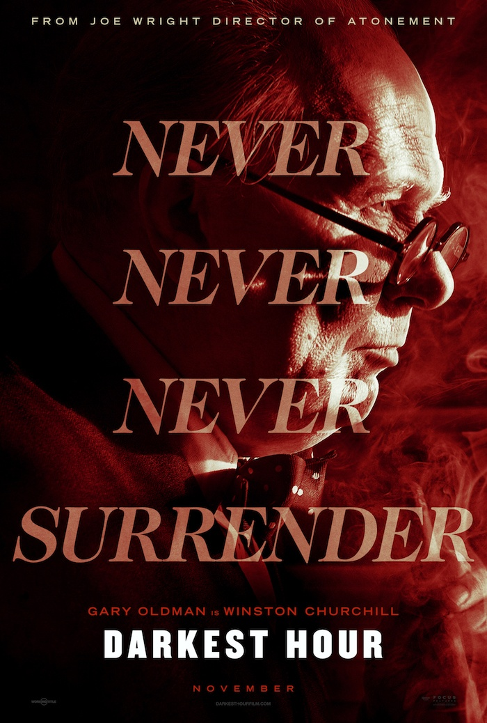 Darkest Hour Teaser Poster