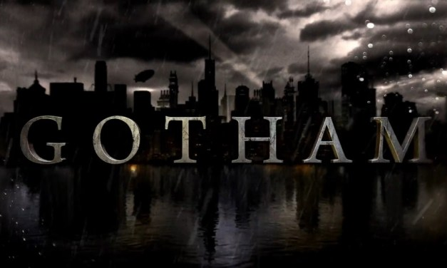 SDCC 2017: Comic-Con's Exclusive GOTHAM: DAWN OF NIGHT Poster