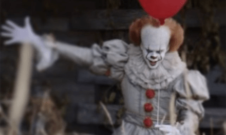 "Report: TILDA SWINTON Was Considered To Play ""IT"" Clown"