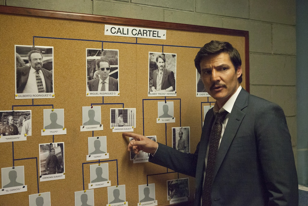 The third season of 'Narcos' gets a teaser and release date