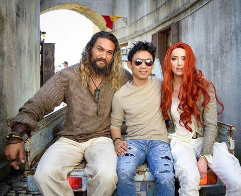 Mera & Aquaman Take A Break On Set, Plus New Set Video