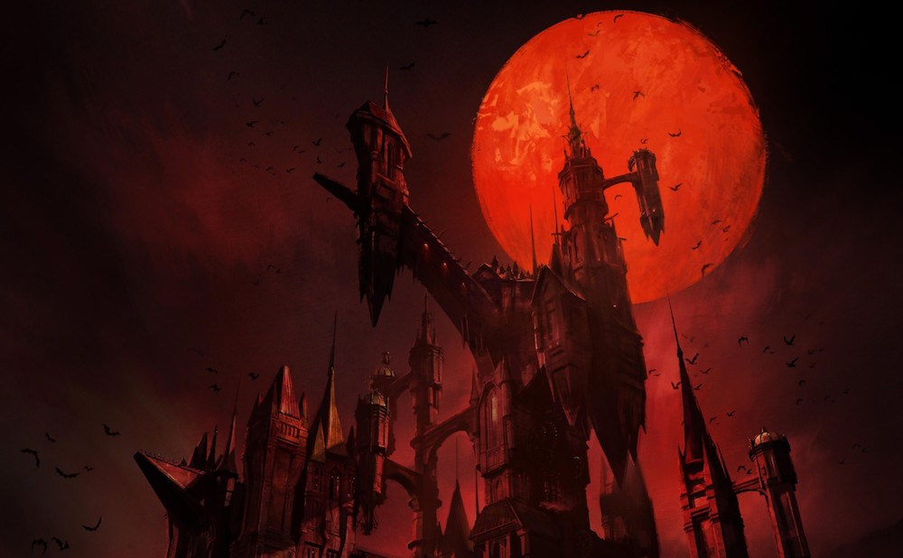 Netflix Orders Second Season For CASTLEVANIA