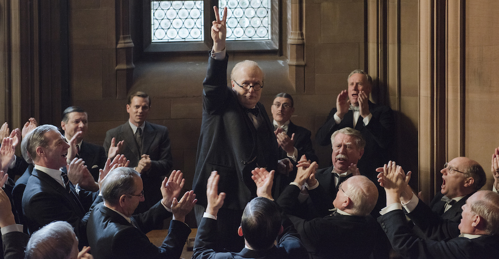 First DARKEST HOUR Trailer Is Here!