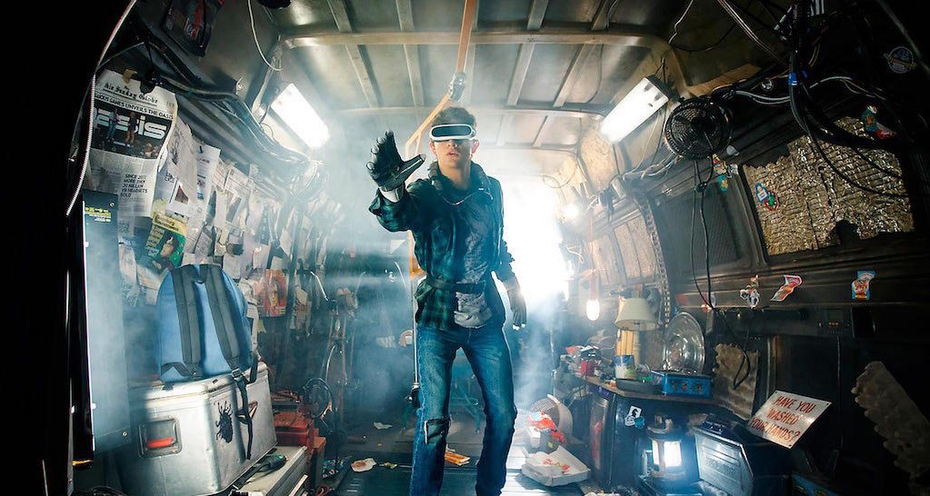 Spanking New Trailer For READY PLAYER ONE Is Here!