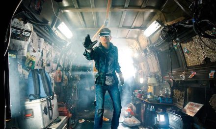SDCC 2017: READY PLAYER ONE Trailer is Revealed!!