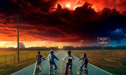 SDCC 2017: STRANGER THINGS Season 2 Trailer!