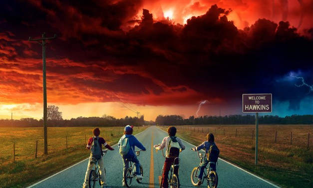 New Poster for STRANGER THINGS Season 2