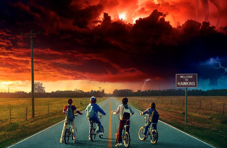 SDCC 2017: STRANGER THINGS Season 2 Trailer!
