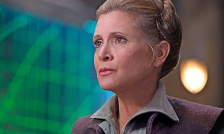 John Boyega Speaks About THE LAST JEDI Send-Off For Carrie Fisher