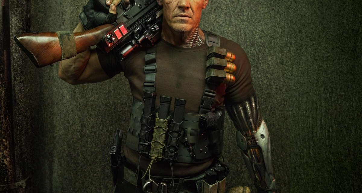 New DEADPOOL 2 Trailer Features Cable
