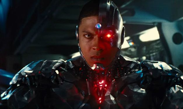Cyborg Is More Than A Machine In JUSTICE LEAGUE