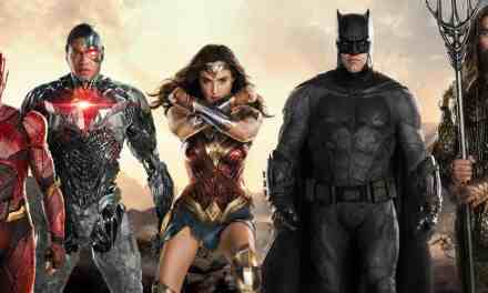 Not So New Theatrical Trailer For JUSTICE LEAGUE Released