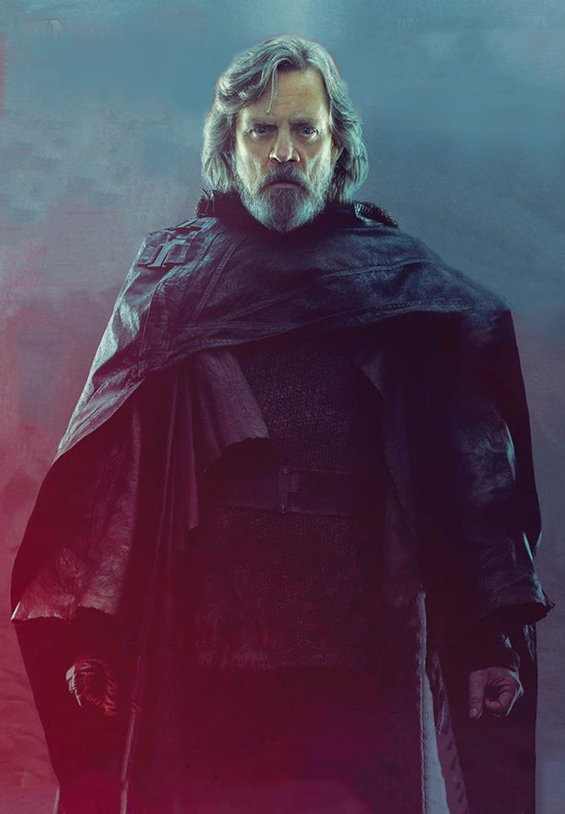 Luke Skywalker - Star Wars: The Last Jedi
