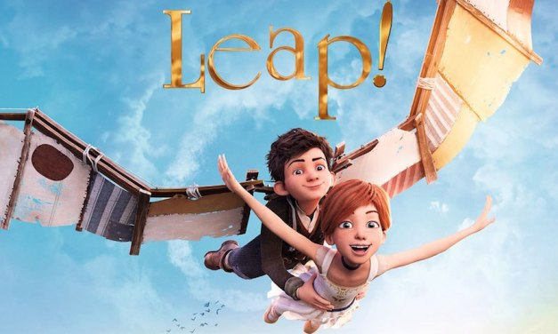 FILM REVIEW: LEAP! Jumpstarts You Into Following Your Dreams