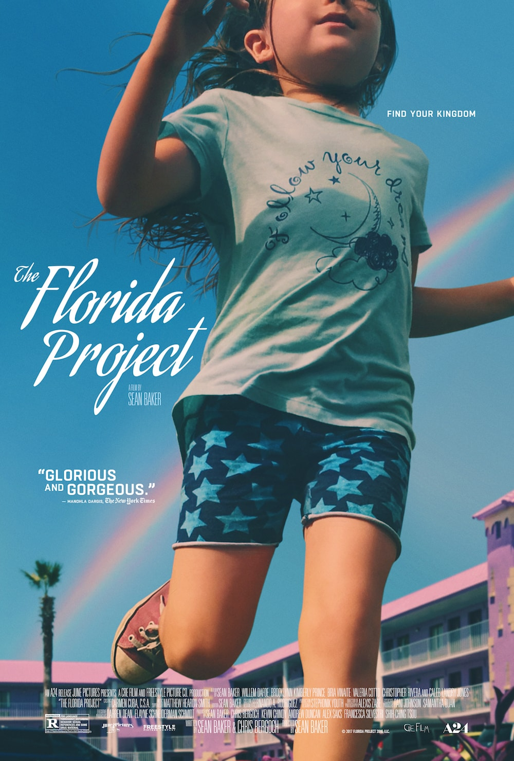 The Florida Project-Poster