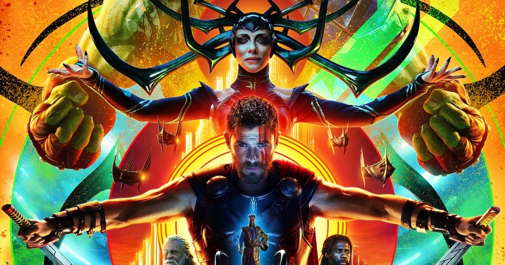 FILM REVIEW: In THOR: RAGNAROK Funny Super Hero Shares Spotlight With Next Wave