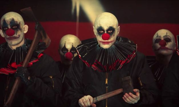 AMERICAN HORROR STORY: CULT Trailer Isn't Clowning Around