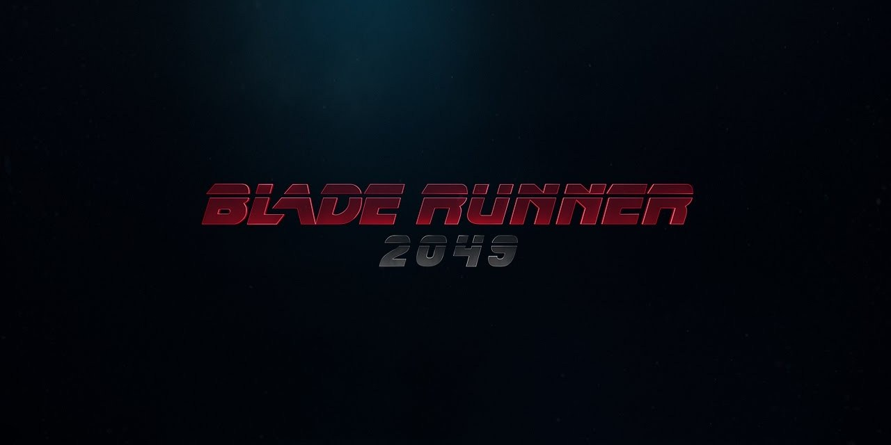 Have At Look At The New BLADE RUNNER 2049 Poster Here!