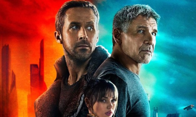 New TV Spot for BLADE RUNNER 2049