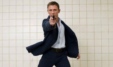 Daniel Craig Finally Confirms JAMES BOND Return